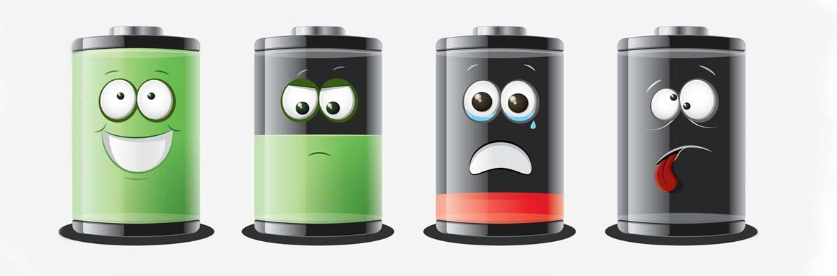 resetare baterii de laptop
