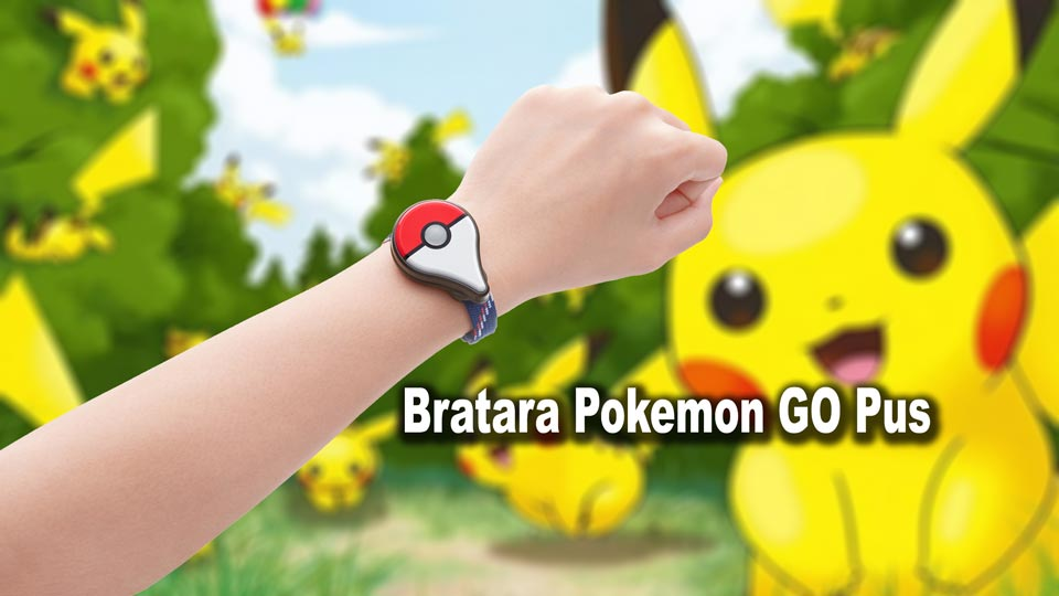 bratara pokemon go plus